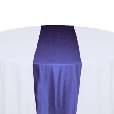 Purple Table Runner Rentals - Taffeta