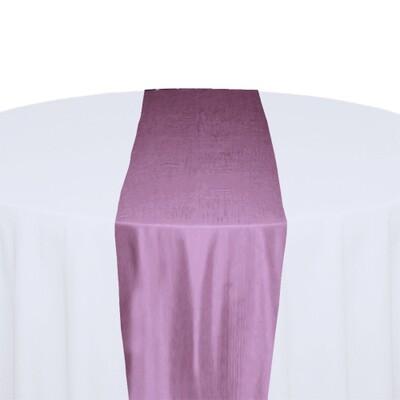 Rose Table Runner Rentals - Taffeta