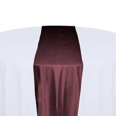 Wine Table Runner Rentals - Taffeta