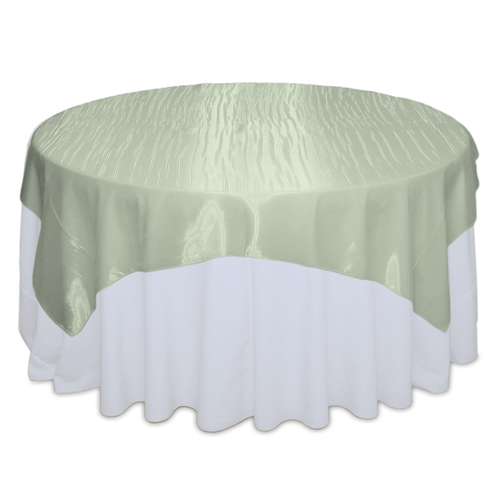 Celadon Mirror Table Overlay Rental