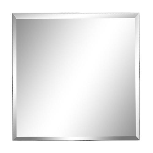 Square Beveled Mirror Rental - 12