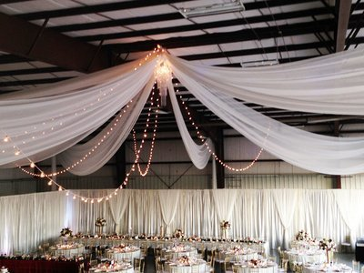 Italian Lighting Rentals - Wedding Lighting