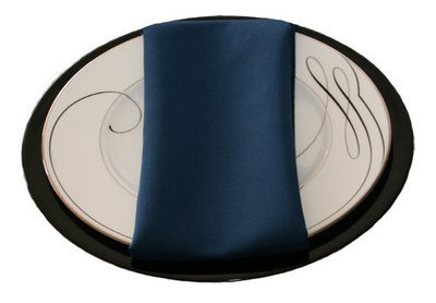 Dark Blue Napkins