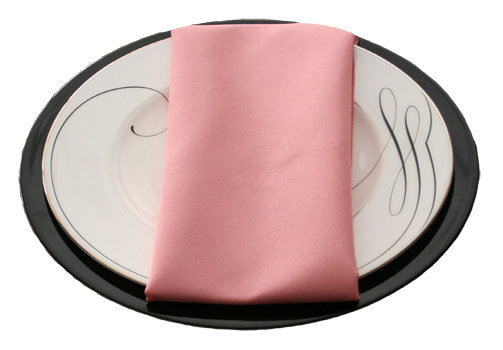 Dusty Rose Napkins