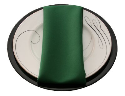 Moss Green Napkins