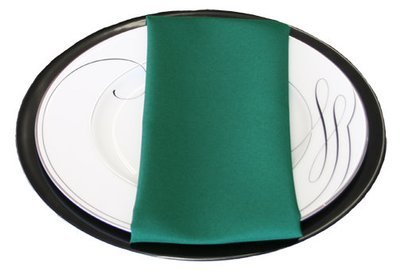 Hunter Green Napkins