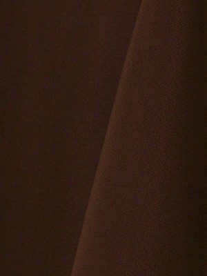 Brown Solid Polyester Table Skirting Rental
