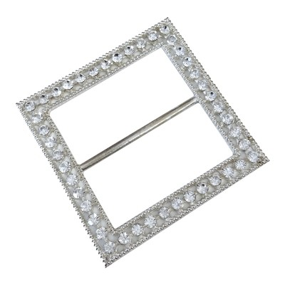 Diamond Studded Buckle Rental
