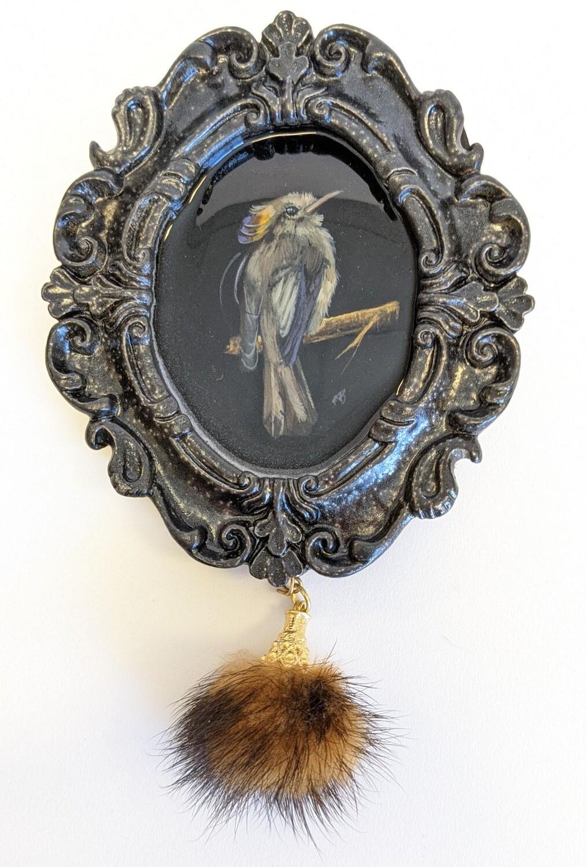 Little bird 1 by Megan Buccere