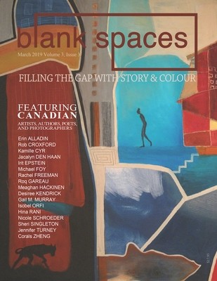Blank Spaces March 2019 (56 pg)