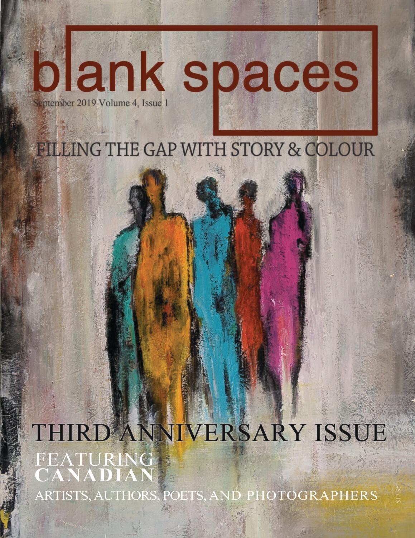 Blank Spaces September 2019 (60 pg)