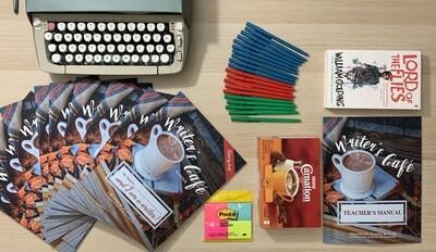 Writer's Café for Kids Super Pack