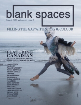 Blank Spaces March 2020 (60 pg)