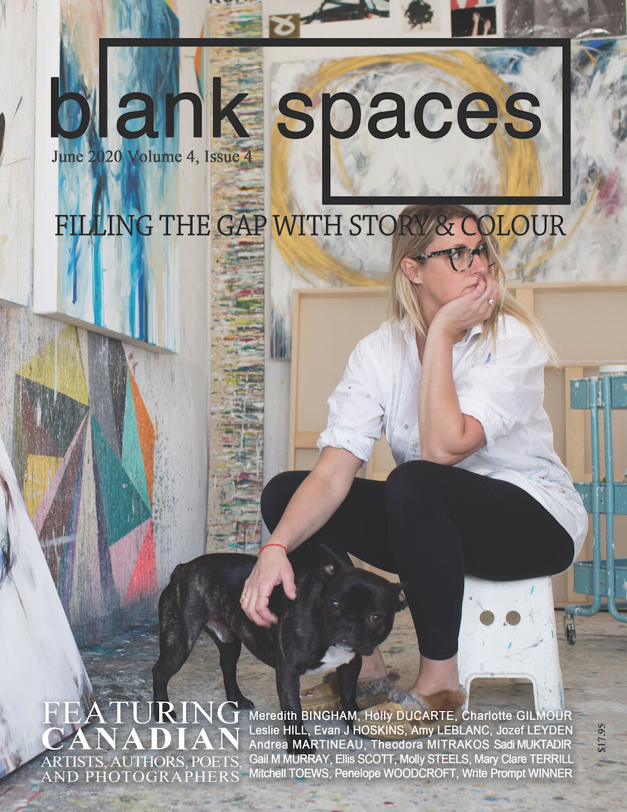 Blank Spaces June 2020 (64 pages)