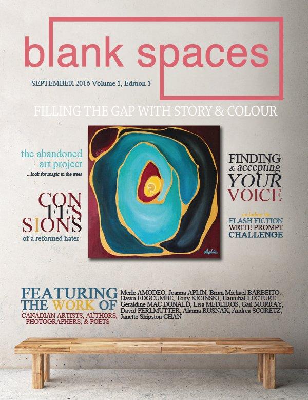 Blank Spaces September 2016 (42 pg)