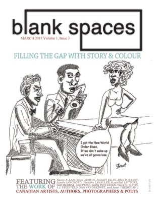 Blank Spaces March 2017 (44 pg)