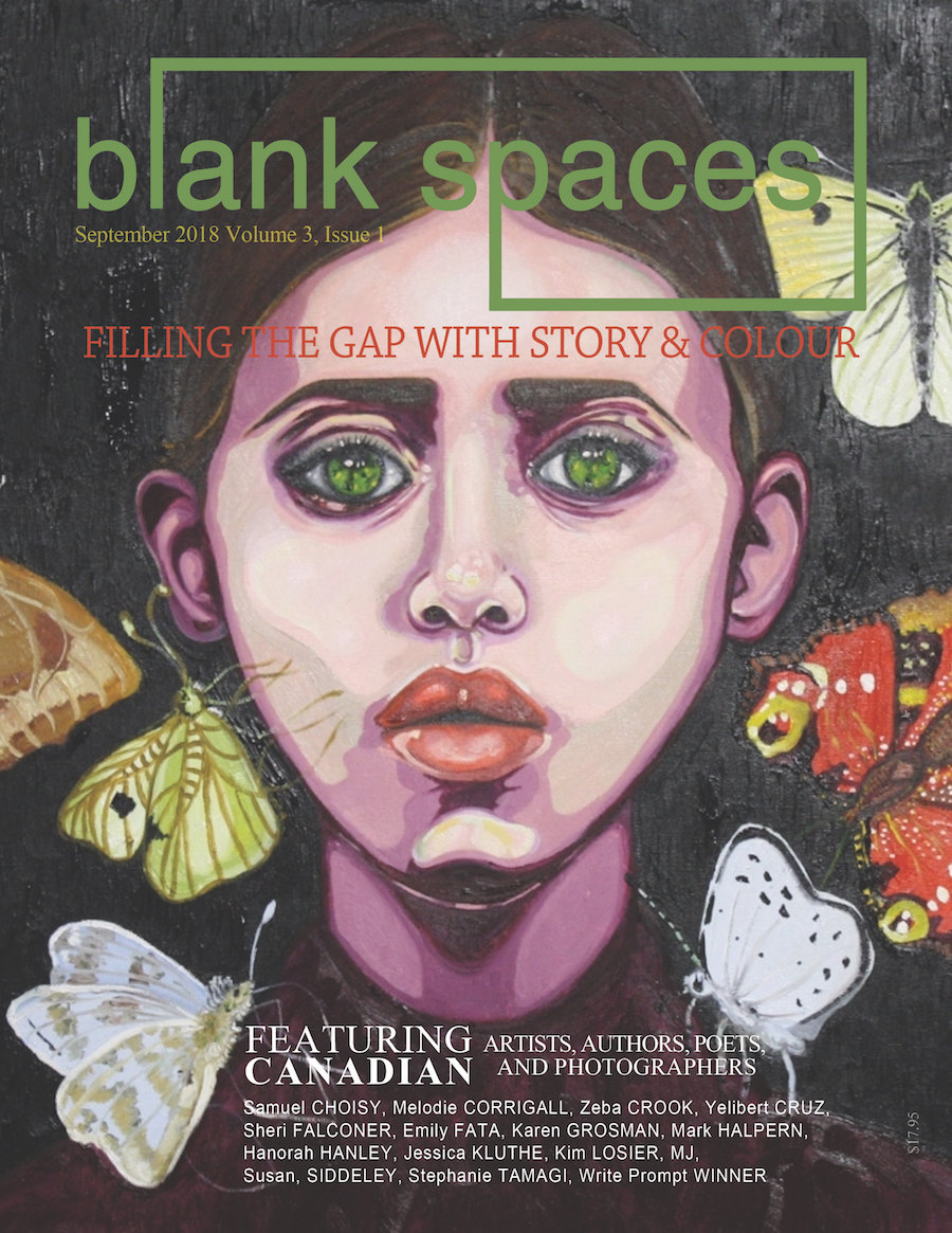 Blank Spaces September 2018 (48 pg)