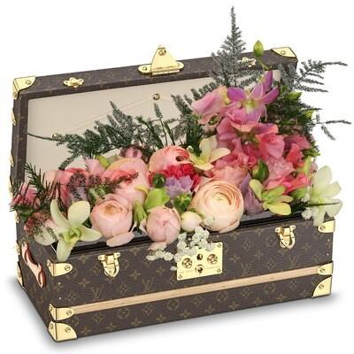 Malle Fleurs Louis Vuitton®