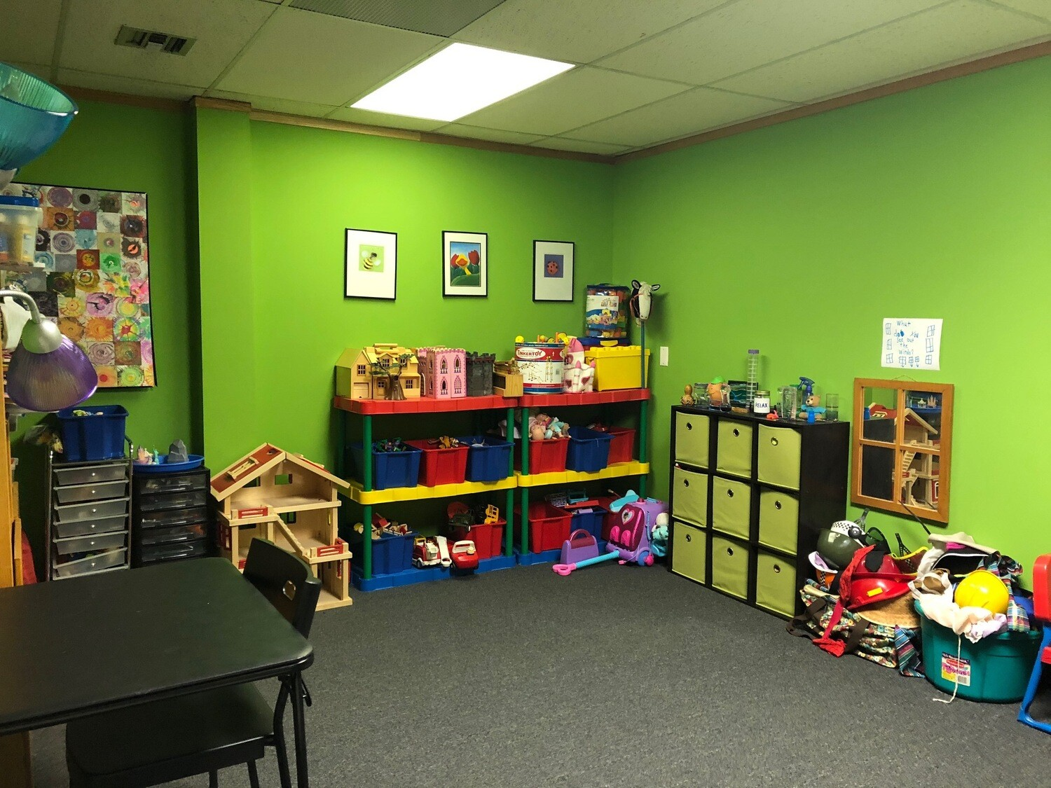 Setting Up a Play Therapy Room - October 22, 2021 10am EDT