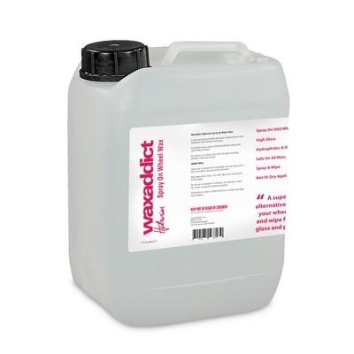 Hydrorims Spray On Wheel Wax 5 LTR