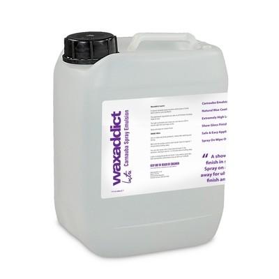 Lustre Carnauba Spray 5 LTR