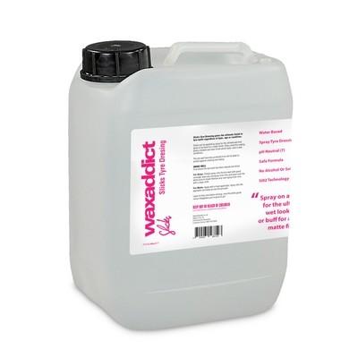 Slicks Spray Tyre Dressing 5 LTR