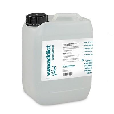Slicksuds Wheel Shampoo 5 LTR