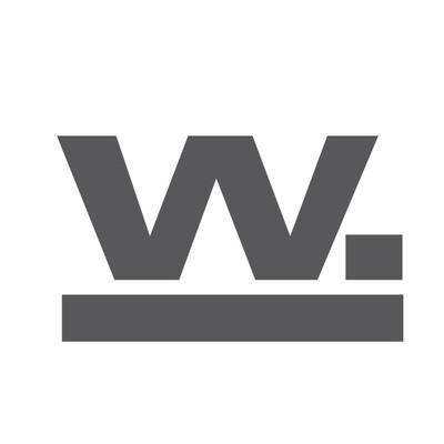 Sticker W