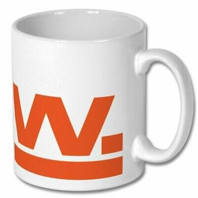 W Mug Orange