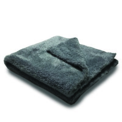 Buffing Cloth Edgeless Grey 470gsm 5 Pack