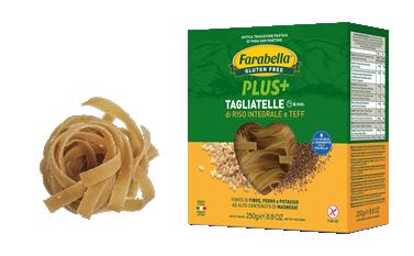 FARABELLA TAGLIATELLE RISO/TEFF