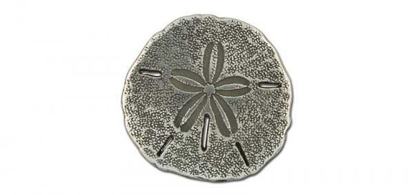 Sand Dollar Nautical Concho