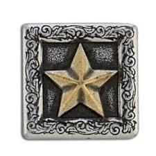 Square Star Concho