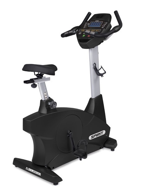 Spirit Fitness CU800 Upright Cycle