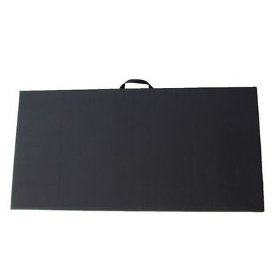 Vinyl Covered Exercise Mat - 2' x 6' x 2