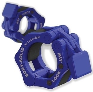 Lock Jaw Olympic Barbell Collars (set) 2