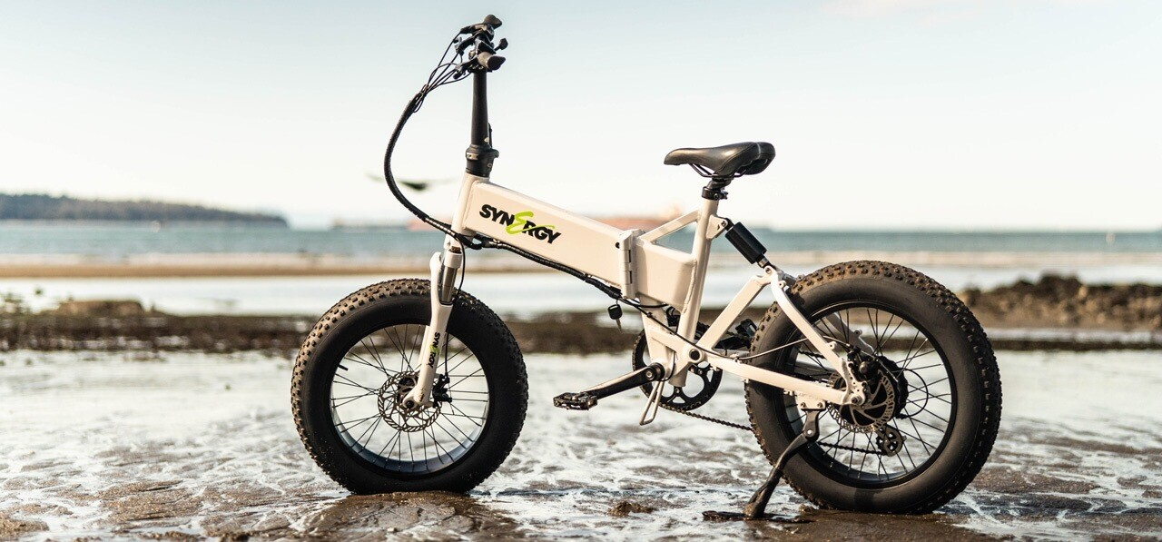 Kahuna Fat Tire E Bike