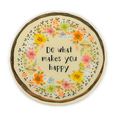 'Do What Makes You Happy' Dish