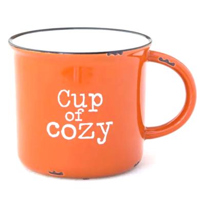 Cup Of Cozy Coffee Mug