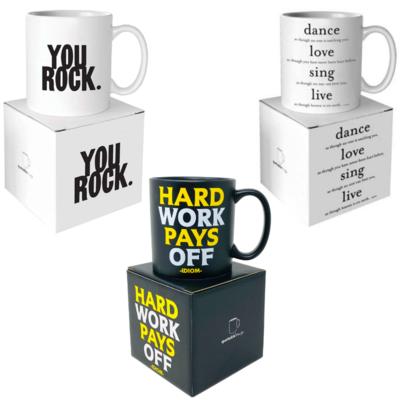 Quotable Boxed Mug