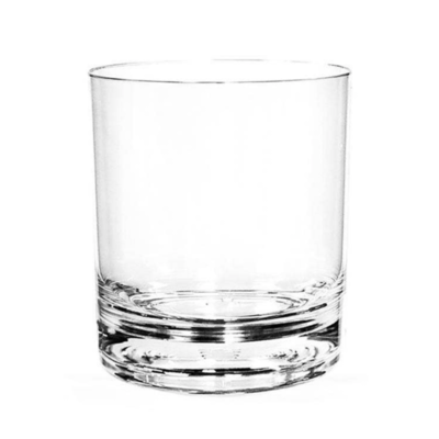 Acrylic Bar Glass