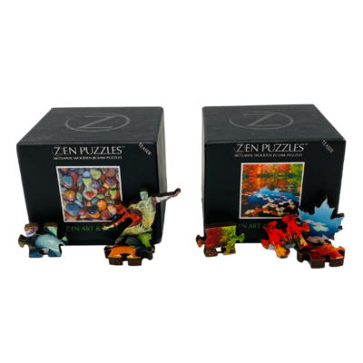 Wooden Jigsaw Puzzle