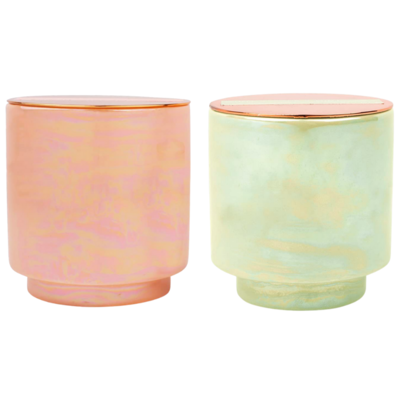 Soy-Blend Candle With Copper Lid