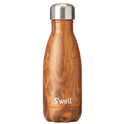 Teakwood S'well Water Bottle