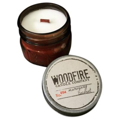 Wood Wick Mountain Pine Candle