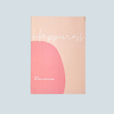 Happiness Guided Journal