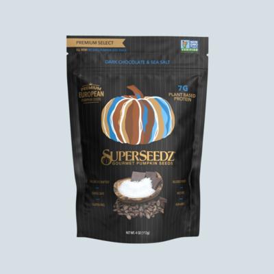 Dark Chocolate & Sea Salt SuperSeedz