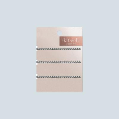 Rhinestone Metal Bobby Pins