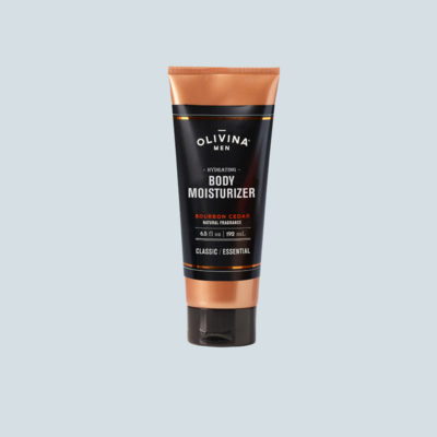 Men's Body Moisturizer