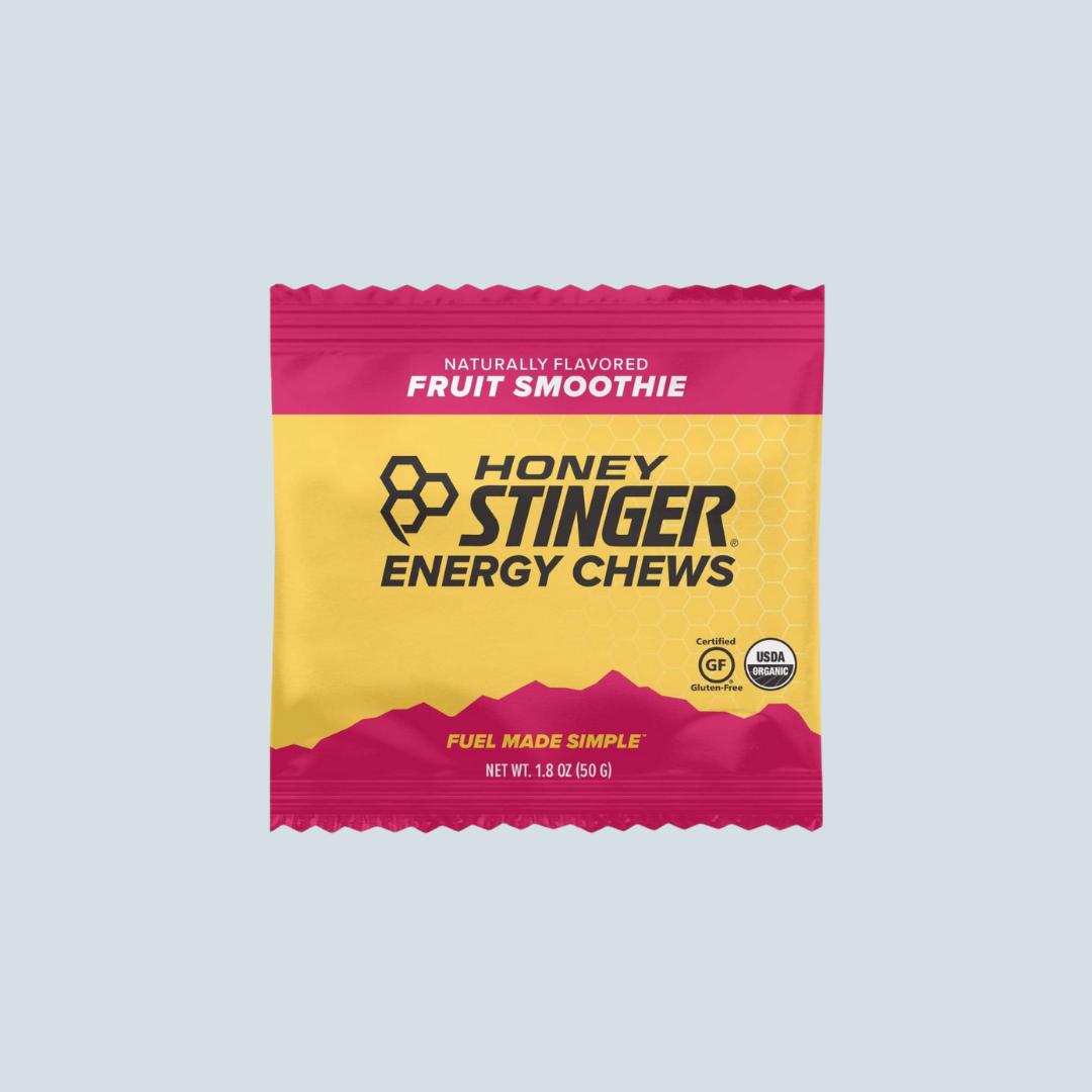Fruit Smoothie Organic Energy Chews